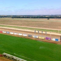 Ballarat Turf Club on Track