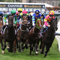 A record 1470 yearlings nominated for 2018 Blue Diamond Stakes