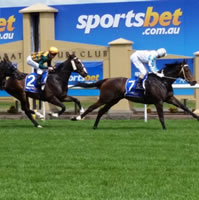 Ballarat gets back on track and racing's the winner