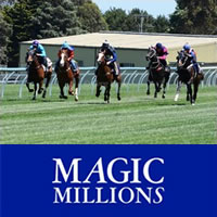 Magic Millions wins the prestigious Matrice Award