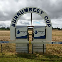 Countdown is on to the 125th Burrumbeet Cup on New Year's Day