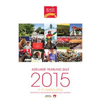 Quality 2015 Magic Millions Adelaide Yearling Sale catalogue now online