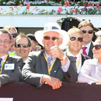 Racehorse Syndication the ATB way