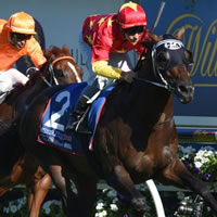Fourth Group One win for Dissident