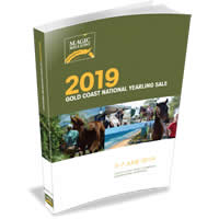 2019 Magic Millions National Racehorse Sale on Gold Coast online